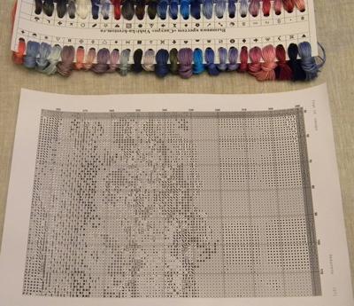 Отличия органайзера набора для вышивки VK от прочих наборов.