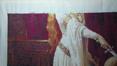 Вышивка картин