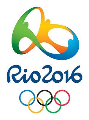 эмблема олимпйских игр 2016