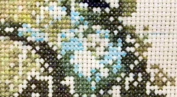 Схемы вышивки крестом не очень большие
