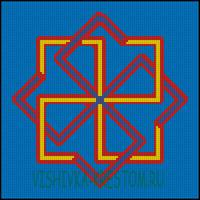 Вышивка крестом Колохорт