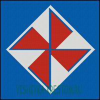 Вышивка крестом Стрибожич