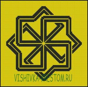 Молвинец схема вышивка крестом