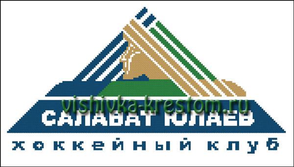 Эмблема хокейного клуба Салават Юлаев