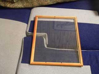 Как крепить вышивку на рамку