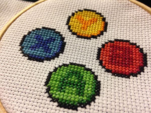 Как сделать вышивку буквами | 450x600